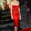 """The Reaping"" Premiere — Stock Photo"