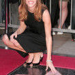 Hollywood Walk of Fame Honoring Hilary Swank — Stock Photo #16138651