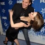 ������, ������: David Boreanaz and Emily Deschanel