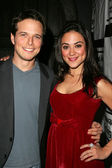 Scott Wolf and Camille Guaty — Stock Photo