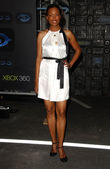 Aisha Tyler at the XBOX 360 Halo 3 Party. Quixote Studios, Hollywood, CA. 05-15-07 — Stock Photo