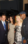 Rod Lurie and Teri Hatcher with Kathryn Morris and Samuel L Jackson — Stock Photo