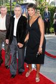 Robert De Niro and Grace Hightower — Stock Photo
