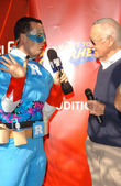 Ross Mathews and Stan Lee — Stock Photo
