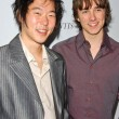 Stock Photo: Aaron Yoo and Reece Thompson at Hollywood Life Magazines 9th Annual Young Hollywood Awards. Music Box, Hollywood, CA. 04-22-07