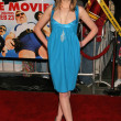 Kaylee DeFer at the premiere of Reno 911. Miami. Graumans Chinese Theatre, Hollywood, 02-15-07 — Stock Photo