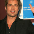 Brad Pitt Prop 87 Press Conference — Stock Photo