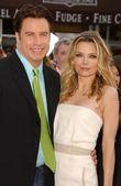 John Travolta and Michelle Pfeiffer — Stock Photo