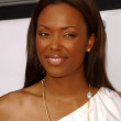 Aisha Tyler at the Los Angeles premiere Balls Of Fury. The Egyptian Theatre, Hollywood, CA. 08-25-07 — 图库照片