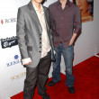 Aaron Yoo and Reece Thompson at Hollywood Life Magazines 9th Annual Young Hollywood Awards. Music Box, Hollywood, CA. 04-22-07 — Stock Photo