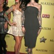 Pixie and Kat Von D — Stock Photo
