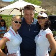 Stock Photo: Katie Lohmann with Daniel Baldwin and Karen McDougal at 7th Annual Playboy Golf Scramble Championship Finals. Lost Canyons Golf Club, Simi Valley, CA. 03-30-07