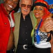 Whip-Snap with Stan Lee and Braid — Foto Stock