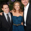 Постер, плакат: T R Knight with Rebecca Gayheart and Eric Dane