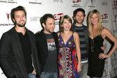 """The Cast of """"It's Always Sunny in Philadelphia"""" — Stock Photo"""