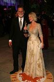 Taylor Hackford and Helen Mirren — Stock Photo