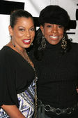 Rolonda Watts and Sheryl Lee Ralph — Stock Photo