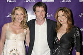 Amanda Tapping, Ben Browder, Mary McDonnell — Foto Stock