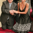 Vanessa Williams Star On The Hollywood Walk Of Fame Ceremony - Zdjęcie stockowe