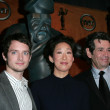 Постер, плакат: Elijah Wood with Sandra Oh and Alan Rosenberg