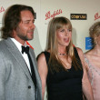Russell Crowe with Terri Irwin and Naomi Watts — Stock Photo #16196607
