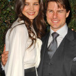 Katie Holmes and Tom Cruise — Stockfoto #16197909