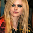 Stock Photo: Avril Lavigne Instore Appearance