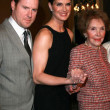 ������, ������: Chris Henchy with Brooke Shields and Nancy Reagan