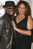 TC Carson and Kim Coles — Stock Photo