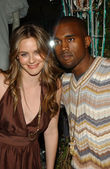 Alicia Silverstone and Kanye West — Stock Photo