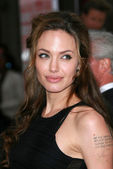 Angelina Jolie — Stock Photo