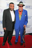 Andrae Crouch and Dr John — Stock Photo