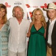 Mariel Hemingway and Richard Branson — Lizenzfreies Foto