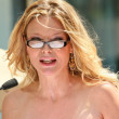 Michelle Pfeiffer Hollywood Walk of Fame Ceremony — Stock Photo