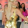 Stock fotografie: Paris Hilton Clothing Line Launch