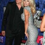 ������, ������: Hans Klok and Pamela Anderson