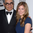 Eugene Levy and daughter — Stock Photo #16201031