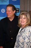 Al Gore, Tipper Gore — Stock Photo