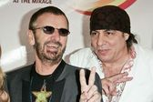 Ringo Starr and Steve Van Zandt — Stock Photo