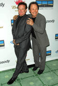 Robin Williams and Billy Crystal — Stockfoto
