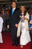 Arnold Schwarzenegger, Maria Shriver — Stock Photo