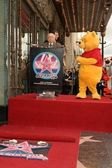 Winnie The Pooh Walk of Fame Ceremony — Stock Photo