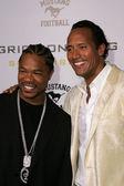 Xzibit and Ice-T — Foto Stock