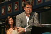 Amy Grant, Vince Gill — Stock Photo