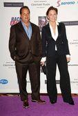Jon Lovitz and Krista Allen — Stock Photo