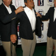 Постер, плакат: George Lopez Announces The 2007 Bob Hope Chrysler Classic