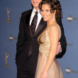 Tom Bergeron and Kelly Monaco — Stock Photo