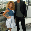 Adrienne Bailon and Golan Yosef at The Cheetah Girls 2 interview session. The Mondrian Hotel, West Hollywood, CA. 08-01-06 — Stock Photo