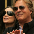 Demi Moore and Don Johnson — Stock Photo