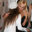 ������, ������: Traci Bingham and Pamela Anderson
